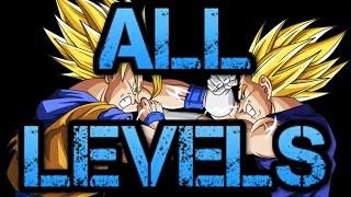 getlinkyoutube.com-ALL Power Levels Dragon Ball / Z / Kai / GT (All Saga's Movies, Specials and OVA's)