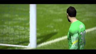 getlinkyoutube.com-FIFA 15 - PSG vs Real Madrid - Match intégral