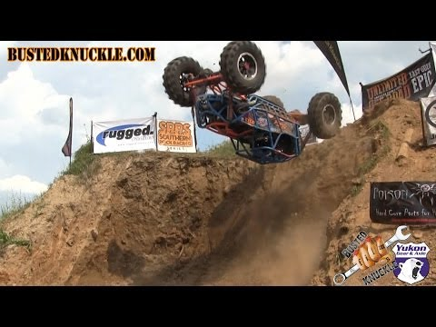 ROCK BOUNCER BACKFLIP WITH A TWIST | UNLIMITED OFF ROAD EXPO 2014