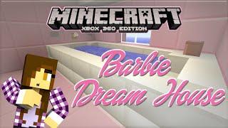 getlinkyoutube.com-Minecraft Xbox | Barbie Dream House - GARDEN TUB [5]