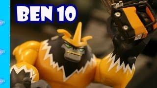 getlinkyoutube.com-Ben 10 Omniverse Toys Wave 1 Review Unboxing