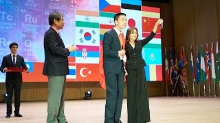 getlinkyoutube.com-Official closing ceremony of the 47th International Chemistry Olympiad