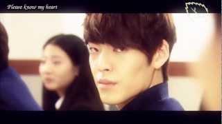 getlinkyoutube.com-Heung Soo ♥ Nam Soon    Let Us Just Love