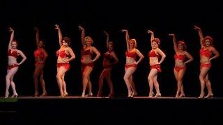 getlinkyoutube.com-Cin City Burlesque - Sympathy For The Devil (2016 Sep. Performance)