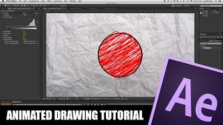 getlinkyoutube.com-After Effects Tutorial: Animated Drawing