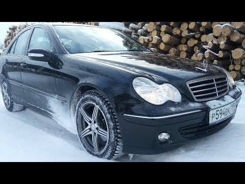 Где педаль сцепления у Mercedes CLC
