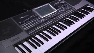 getlinkyoutube.com-Korg PA900: Vocal Processing