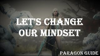 Let's Change Our Community's Mindset | Announcement Video Paragon v38 Gameplay