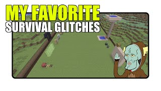 getlinkyoutube.com-My Favorite Minecraft Survival Glitches