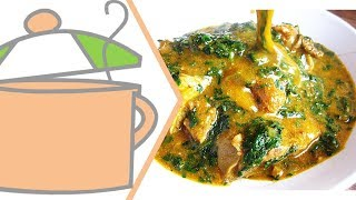 Nigerian Ogbono Soup   All Nigerian Recipes