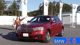 getlinkyoutube.com-BMW X6 燃えよ! 美しきアスリート TestDrive
