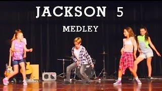 getlinkyoutube.com-Jackson 5 Medley - Live by Ky Baldwin
