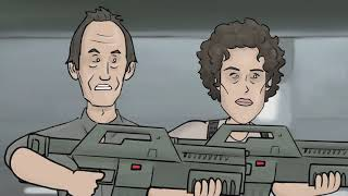 How Aliens Should Have Ended