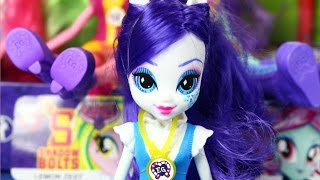 getlinkyoutube.com-My Little Pony - Rarity - Fiendship Games / Igrzyska Przyjaźni - Equestria Girls - B2016