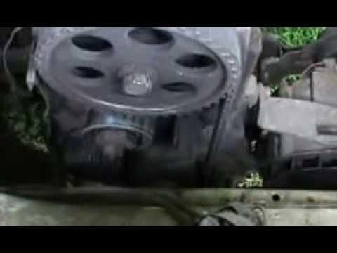 Где находится у ВАЗ 21063 ремень генератора