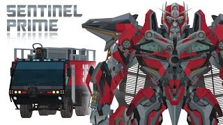 getlinkyoutube.com-SENTINEL PRIME - Short Flash Transformers Series