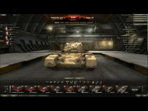 World of Tanks - Patch 8.1 Preview - FV4202 Tier 10 British Medium Tank