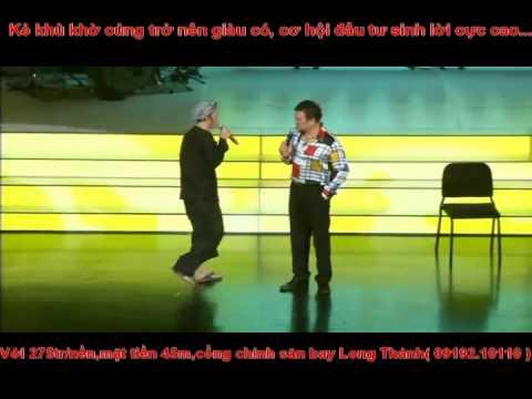 Hài Hoài Linh Cười Bể Bụng Bầu 20/4/2012