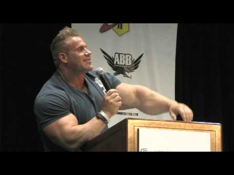 Jay Cutler Talking about Bodybuilding January 2011 - Bodybuilding Advice from Jay  Cutler