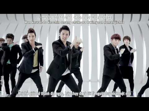 [Vietsub] Super Junior - Mr.Simple MV