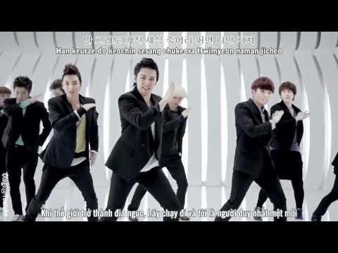 [Vietsub] Super Junior - Mr.Simple MV