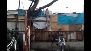 getlinkyoutube.com-大阪市西成区あいりん地区の現状(2013) The slum in Japan