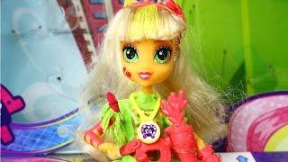 getlinkyoutube.com-My Little Pony - Applejack - Friendship Games / Igrzyska Przyjaźni - Equestria Girls - B1771 B2024