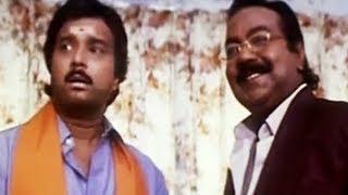 Comedy Scenes - Pistha - Karthik, Manivannan & Nagma