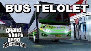 getlinkyoutube.com-BUS TELOLET SCH Pandawa 87 di GTA!