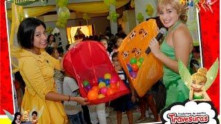 getlinkyoutube.com-Shows Infantiles - Show Tinkerbell - Travesuras Kids