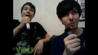 getlinkyoutube.com-Phantom of the Opera Dan and Phil edition :)
