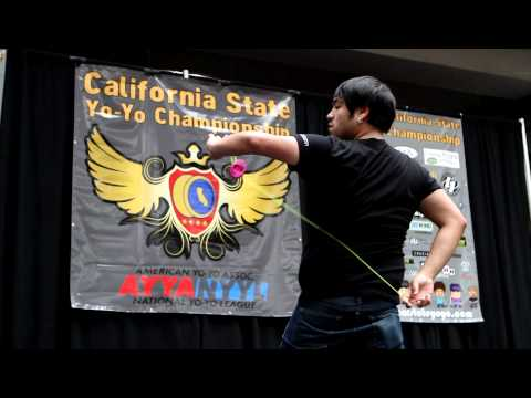 YoYoFactory Presents: Miguel Correa California State Contest 2011 10th Place