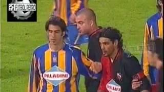getlinkyoutube.com-Rosario Central 1 vs Newells 0 Copa Sudamericana 2005 1° fase Vuelta FUTBOL RETRO TV
