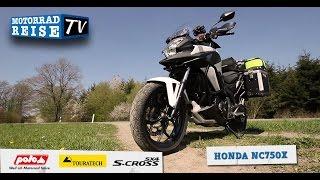 getlinkyoutube.com-Test Honda NC750X