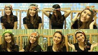 getlinkyoutube.com-Different Ways To Wear Your Head Scarf / Bandana