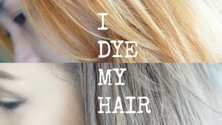 getlinkyoutube.com-I Dye My Hair | เปลี่ยนสีผมเองราคาเบ๊าเบา