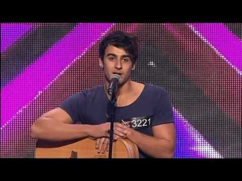 Adil Memon - Auditions - The X Factor Australia 2012 Night 1