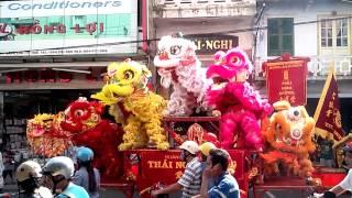 getlinkyoutube.com-Mua lan Trung thu- Đoàn lân sư rồng THÁI NGHI ĐƯỜNG - : Anh Hồ Văn Thái Sơn 0913 439 367