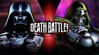 getlinkyoutube.com-Darth Vader VS Doctor Doom | DEATH BATTLE