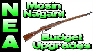 getlinkyoutube.com-Mosin Nagant - Budget Upgrades for the Ultimate Budget Rifle