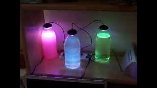 getlinkyoutube.com-Music sync LED's (lights)