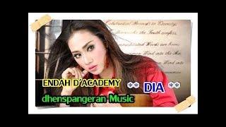 SURAT MERAH KOPLO - ENDAH D'ACADEMY karaoke dangdut (Tanpa vokal) cover
