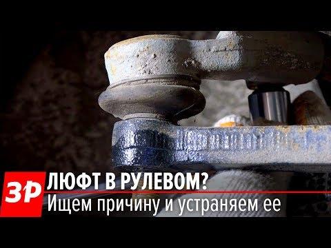 Диагностика и замена рулевого наконечника - инструкция 'За рулем»
