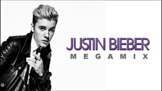 getlinkyoutube.com-Justin Bieber • Megamix 2013