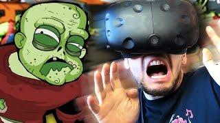 getlinkyoutube.com-BOOM BABY! | Zombie Training Simulator (HTC Vive Virtual Reality)