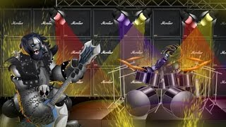 getlinkyoutube.com-Monster Legends - Metalhead (Nivel 1 al 100) + Combate