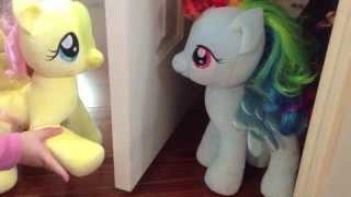 getlinkyoutube.com-Do You Wanna Build a Snowman - My Little Pony mlp cover (Cailyn Le)