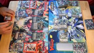 getlinkyoutube.com-Cardfight! Vanguard: Big Bang Knuckle Buster Vs Tetra-burst Dragon Game 1