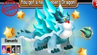 getlinkyoutube.com-Dragon City - Iceberg Dragon [Blizzard Island - Walkthought Part 1]