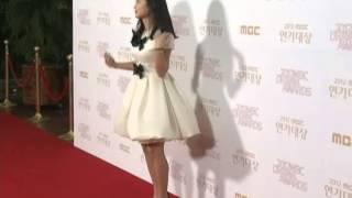 getlinkyoutube.com-[SSTV] 'MBC 연기대상' 여진구-김유정-김소현, 삼각로맨스의 주역들